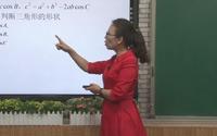 高中数学必修五复习课第一章《解三角形》
