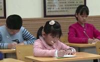 第五单元《硬笔楷书左右、左中右结构合体字的写法》第一节 左窄右宽(1):单人旁、双人旁、提手旁、言字旁